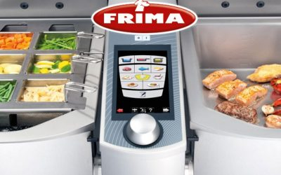Dimostrazione VarioCooking Center MULTIFICIENCY® di Frima