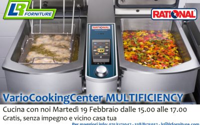 VarioCookingCenter MULTIFICIENCY